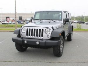 2017 JEEP WRANGLER Rubicon with Heated Seats & Remote Start!