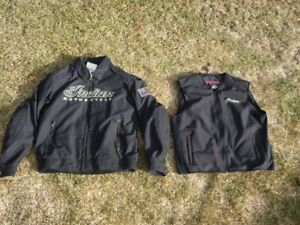 BRAND NEW - never worn  INDIAN MOTORCYCLE PRIDE JACKET