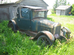 """1926 Durant Star Model """"R"""" - Need to make room in shop!"""