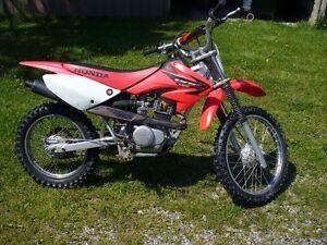 Honda CRF 100 fro sale $1800 obo