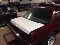 89 mustang coupe