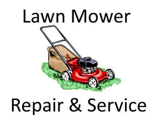 Lawn Mower Repair & Service  - No fix, no charge