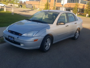 2001 Ford Focus only  150 K