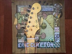 Eric Clapton Limited Edition Litograph No.741/1000