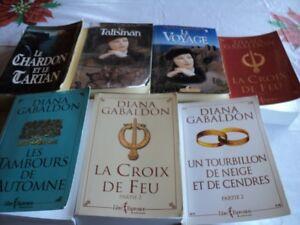 Outlander Le chardon et le Tartan: 7 tomes