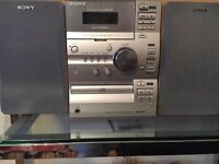 sony micro hi-fi component system smt sp11