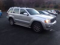 📢📢📢👀 2007 07reg Jeep Grand Cherokee Overland 3.0 Crd Top Of Range