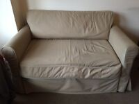 IKEA Hagalund double sofa bed