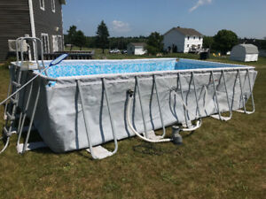 BEAT THE HEAT!! POOL FOR SALE (22x12x4)