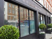 ( Edgware Road - W1 ) Co-working - Office Space to Rent
