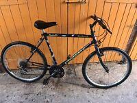 Universal mountain bike