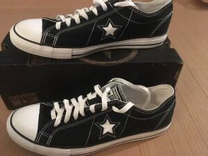 Converse one star size 11 brand new