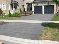 Driveway sealing,Asphalt,Interlock,& Pattern concrete sealing