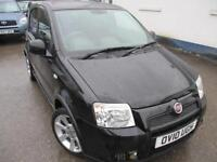 2010 FIAT PANDA 100HP ONLY 30125 MILES FROM NEW HATCHBACK PETROL