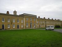 1 bedroom almshouse complex looking for a 2 bedroom flat