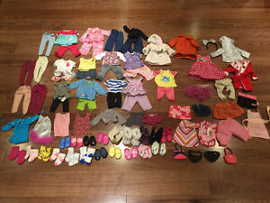 """10"""" doll clothes and accessories"""