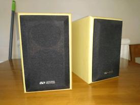 Acoustic Solutions AV-20 bookshelf speakers