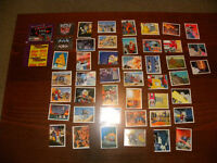 1984 Panini Transformers book stickers