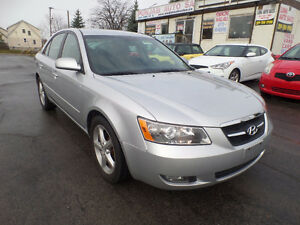 2008 Hyundai Sonata GLS Sedan ONLY 56K'S