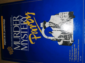 Murder mystery part