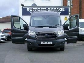 2015 Ford Transit 290 TREND SHR PV L2 H2 Panel Van Diesel Manual