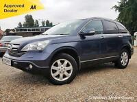 Honda Cr-V Ctdi Es Estate 2.2 Manual Diesel