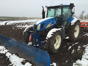 2009 Newholland T6030 44900