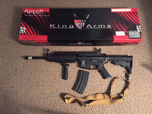 King Arms M4 AEG + Airsoft Gear $180 OBO