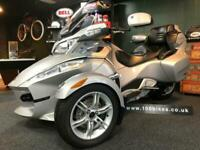 2010/10 CAN-AM SPYDER RT SM5 TRIKE RARE MANUAL 6,600 MILES