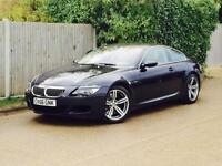 2006 56 BMW 6 SERIES 5.0 M6 2D 501 BHP