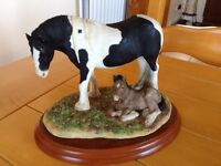3 Horses / BORDER FINE. ARTS