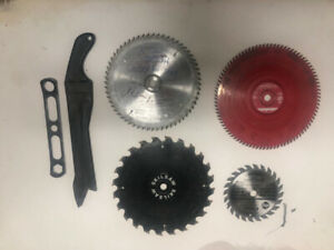 Table Saw (with extras)