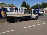 Ford Transit 2.4TDCi Duratorq ( 115PS ) 350EF 350 LWB DROPSIDE WITH TAIL LIFT
