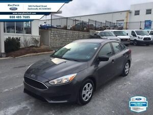 2015 Ford Focus S   CPO - 1.99% for 72 Months