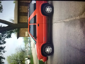 2001 GMC Jimmy 2 dr for sale, runs good