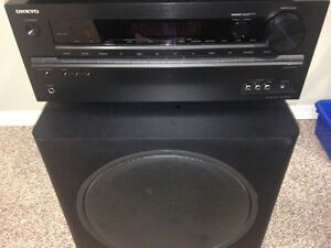Home theatre stereo system