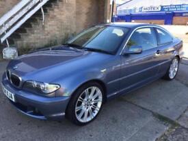 BMW 325 2.5 2004MY Ci SE