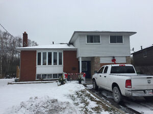 Mostly unoccupied house for rent. Cobourg 550