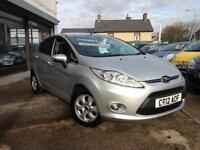 2012 (12) Ford Fiesta 1.6TDCi (95ps) DPF ECOnetic Titanium (Finance Available)