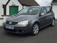 VW GOLF 2.0 tdi sport