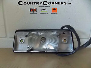 USED 2000 Arctic Cat ZR 600 EFI Taillight Housing Assembly