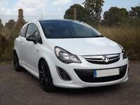 2015 VAUXHALL CORSA 1.2 Limited Edition