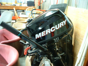 Used 2011 Mercury 6 hp 4 temps