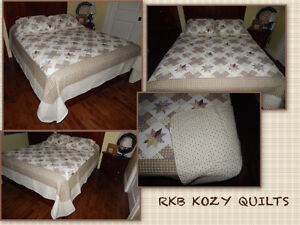 RKB KOZY QUILTS !! AFFORDABLE PRICES
