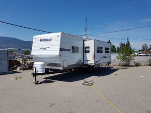 Rent this 26' Wilderness Travel Trailer from Solomon RV