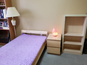 Bedroom for rent in Churchill Meadows, Mississauga