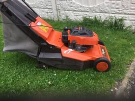 LAWN MOWER REAR ROLLER £80
