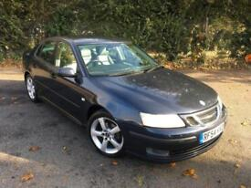 SAAB 9-3 VECTOR 1.9 TID DIESEL MANUAL BLUE 4 DOOR SALOON 2004