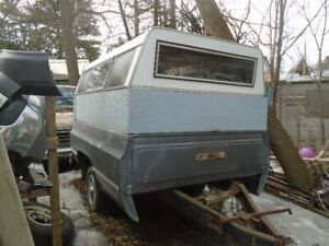 1987 chev c10 truck box trailer