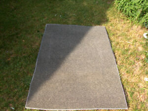Entrance mat, 3  x  5  feet,  green